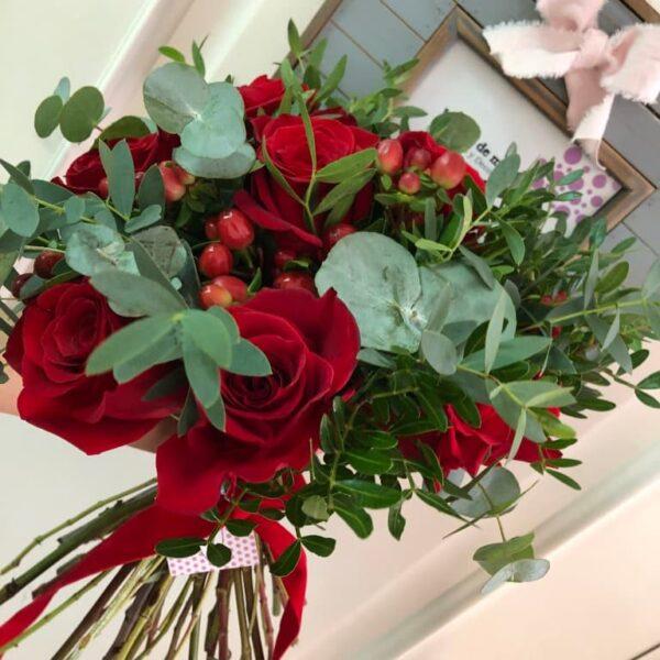 La Flor de mi Besana - Productos - Ramos de rosas