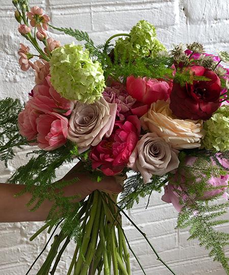 La Flor de mi Besana - Tienda - Ramos de flores y arte floral