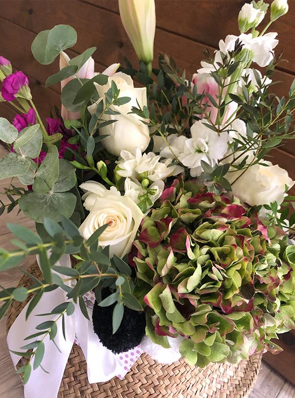 La Flor de mi Besana - Trabajos